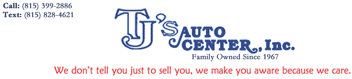 TJ's Auto Center Inc